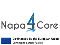 NAPA4CORE Improving North Adriatic ports' maritime accessibility and hinterland connections to the Core Network